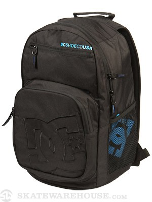 DC Detention Backpack Black