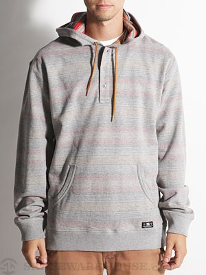 DC Gaviotas Custom Hoodie Heather Grey MD