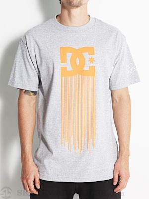 DC RD Highlight Tee Heather Grey MD