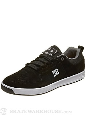 DC Lynx S Shoes  Black/Pewter