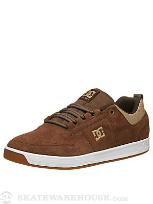 DC Lynx Shoes  Brown/Gum