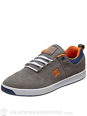 DC Lynx S Shoes  Pewter