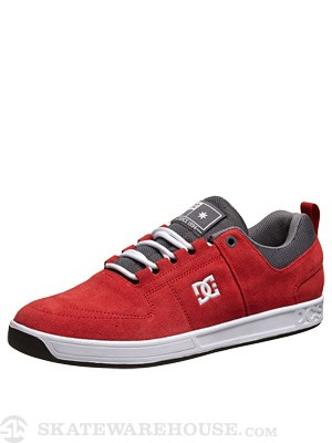 DC Lynx S Shoes Red