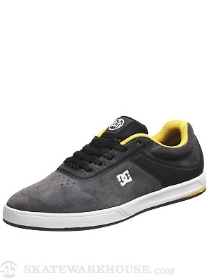 DC Mike Mo S Shoes  Grey/Black