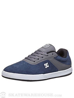 DC Mike Mo S Shoes  Navy/Grey