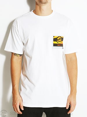 DC Mafia Polaroid Tee White MD