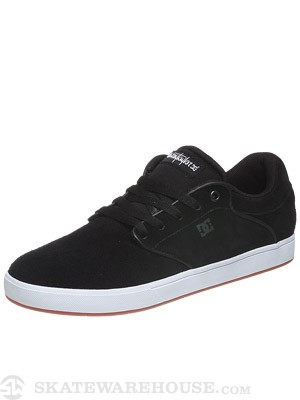 DC Taylor S Shoes Black/White/Gum