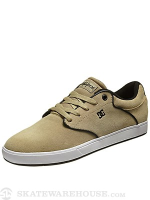 DC Taylor S Shoes  Tan