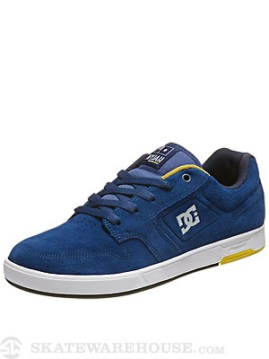DC Nyjah S Shoes  Navy