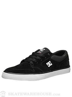 DC Nyjah Vulc Shoes  Black