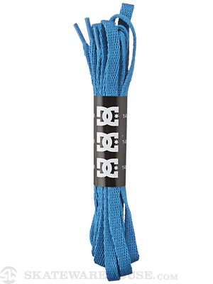 DC Shoelaces  BLUE