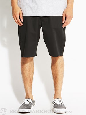 DC Straight Worker Shorts Black 28
