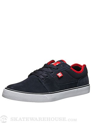 DC Tonik S Shoes  Dark Denim/Dawn/Red