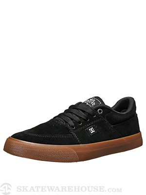 DC Wes Kremer S Shoes  Black/Gum