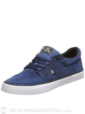 DC Wes Kremer S Shoes  Navy