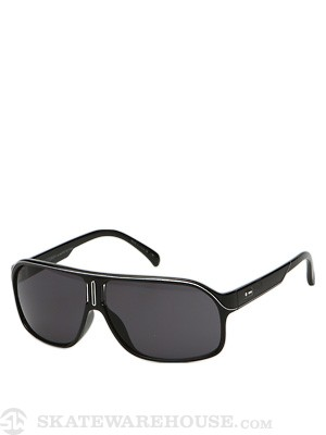 Dot Dash Cannonball Black w/Grey Lens