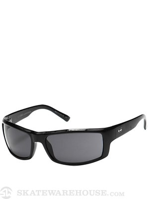 Dot Dash Gooch Black w/Grey Lens