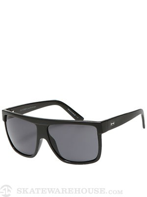 Dot Dash Shabazz Black/Grey Lens