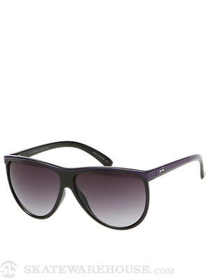 Dot Dash Slow Jam Black w/Gradient Lens