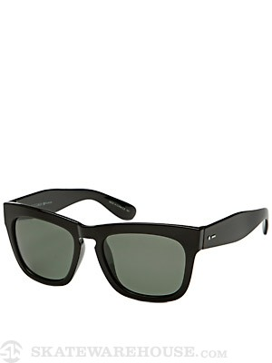 Dot Dash Skadoosh Black Gloss/Grey Polarized