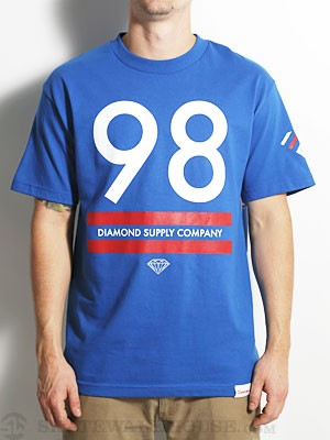 Diamond 98 Supply Tee Royal MD