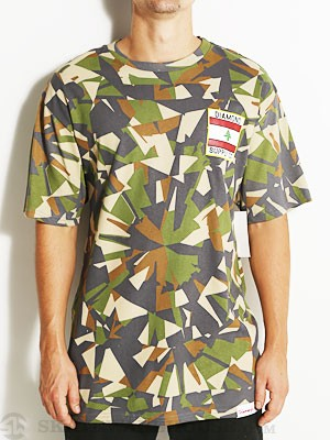 Diamond My Country Tee Camo MD