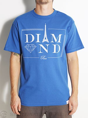 Diamond Paris Tee Royal LG