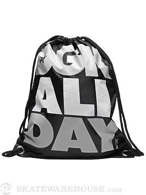 DGK All Day Cinch Bag  Black