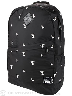 DGK Angle Deluxe Iconic Backpack Iconic