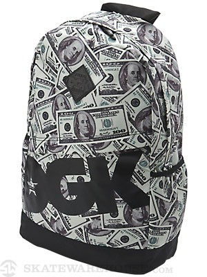 DGK Angle Deluxe Backpack Benjy
