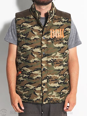 DGK Assault Reversible Vest Camo MD