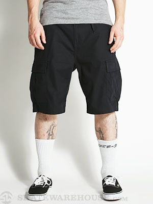 DGK AR-15 Cargo Shorts Black 34