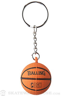 DGK Balling Keychain  Orange