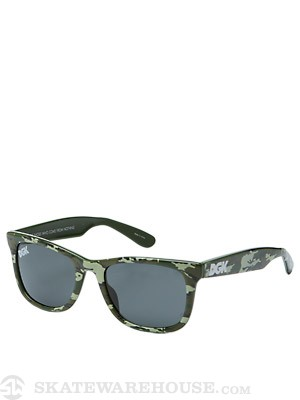 DGK Classic Sunglasses  Assault