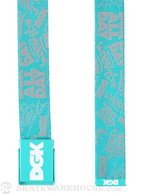 DGK City Scout Belt Teal Adjustable