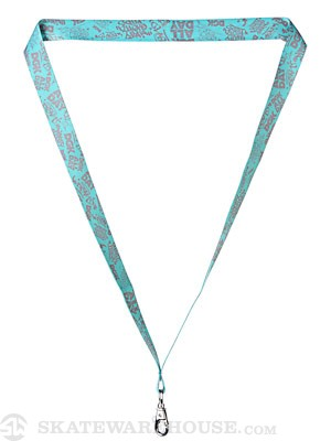 DGK City Lanyard  Teal