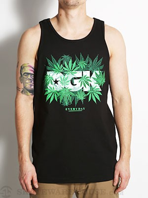 DGK Home Grown Tank Top Black LG