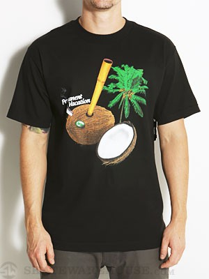 DGK The Islands Tee Black SM