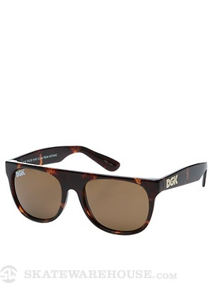 DGK Playa Sunglasses  Tortoise