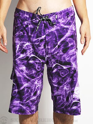 DGK Purple Haze Boardshorts Purple 28