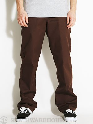 Dickies 67 Regular Fit Work Pant Brown 30