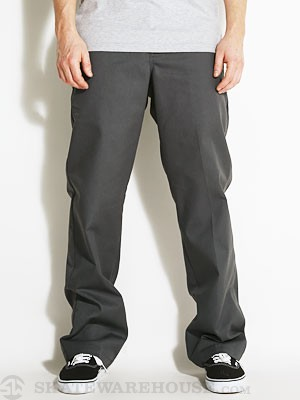 Dickies 67 Regular Fit Work Pant Char 30