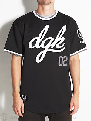 DGK Risk Takers Jersey Black XXXL