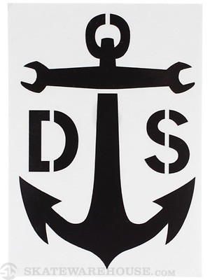 Dark Seas Spanner Sticker