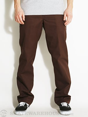 Dickies 67 Slim Fit Work Pant Brown 36
