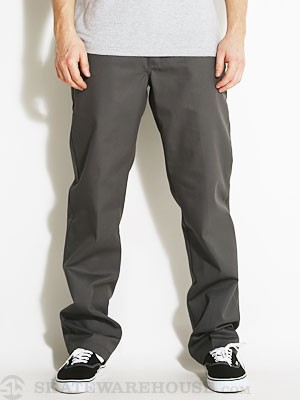 Dickies 67 Slim Fit Work Pant Charcoal 30