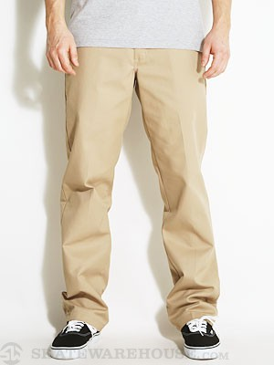 Dickies 67 Slim Fit Work Pant Dsrt Sand 30x32