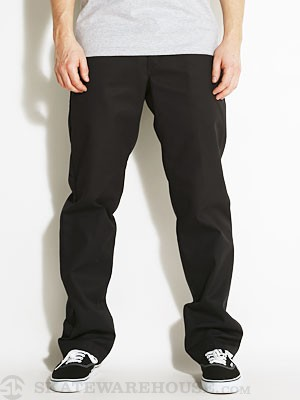 Dickies 67 Slim Fit Work Pant Black 30
