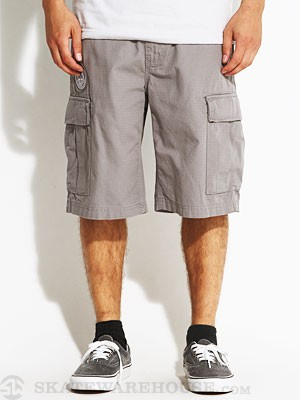 DGK Universe Cargo Shorts Light Grey 28