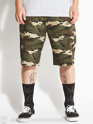 DGK Working Man 2 Chino Shorts Camo 32